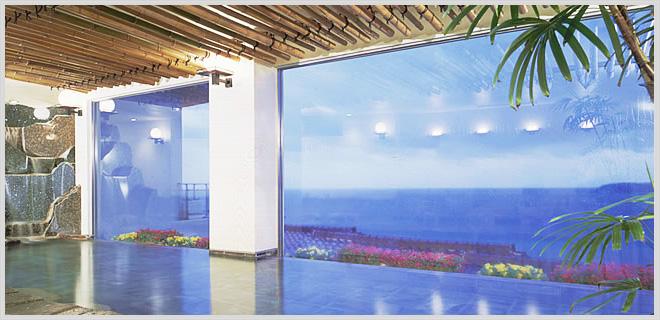 大浴場「仙楽」石風呂